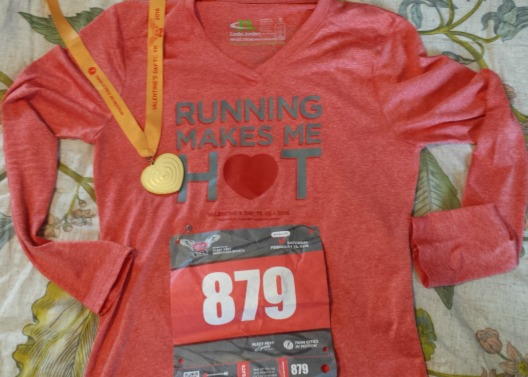 The medal is ho-hum, but the shirt is my new favorite! Awesome material, even better design!